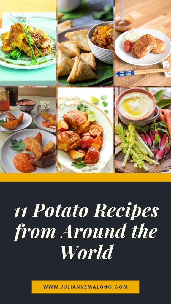 11 Potato Recipes from Around the World